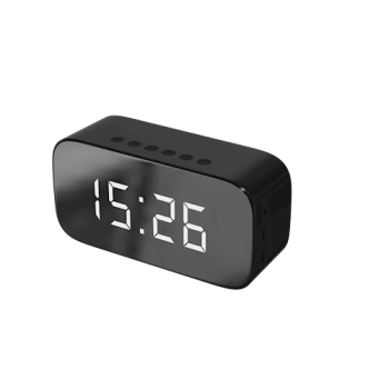 Setty Bluetooth Speaker Mirror Ψηφιακό Ρολόι - Ξυπνητήρι GB-200