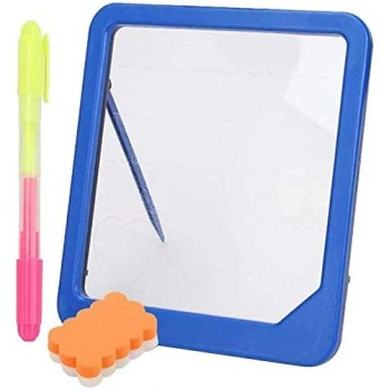 Oem Οθόνη LCD Για Σημειώσεις & Πενάκι (22 x 20 cm) Μπλε