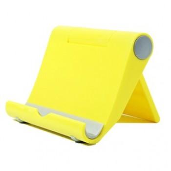 Βάση κινητού UNIVERSAL S059 Κίτρινο