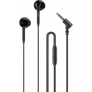Awei PC-7 Handsfree Ακουστικά με Βύσμα 3.5mm Μαύρο