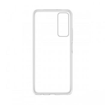 Oem Θήκη Σιλικόνης 1mm Για Huawei P Smart 2021 Διάφανη