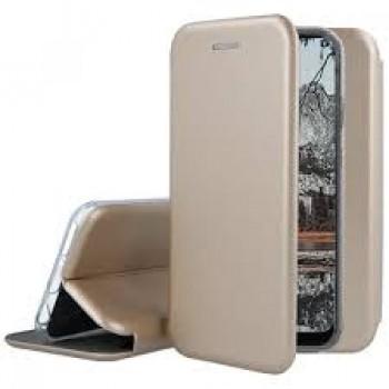Oem Θήκη Βιβλίο Smart Magnet Elegance Για Samsung Galaxy A71 Χρυσό