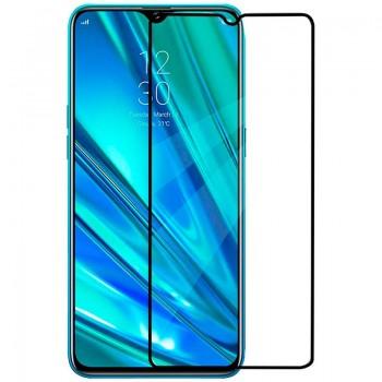 Full Face Tempered glass / Αντιχαρακτικό Γυαλί  Πλήρους Οθόνης 3D Για Realme 5 / 5i / 6i / C3 / 5S