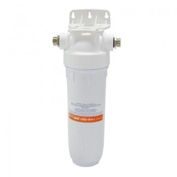 Φίλτρο Νερού DP 10'' Μόνο 1/2'' Κάτω Πάγκου Atlas Filtri Λευκό