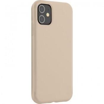 Oem Θήκη Σιλικόνης  Matt Για Apple iPhone 11 Pro Max Powder Ροζ