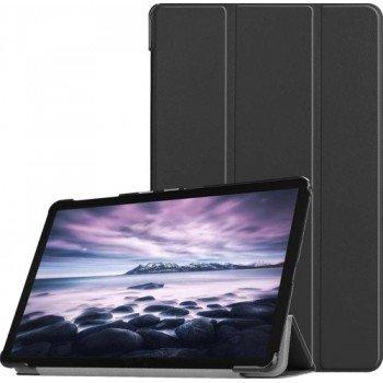 OEM Θήκη Βιβλίο - Σιλικόνη Flip Cover Για  Lenovo Tab M10 X605 / X505 10.1'' Μαύρο