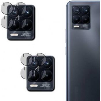 Oem Tempered Glass  for camera lenses Για Realme 8 / 8 Pro