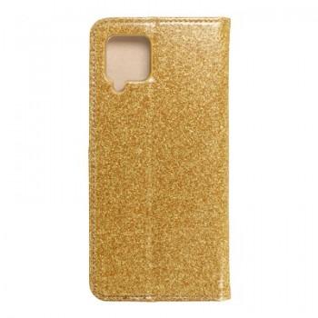 OEM Θήκη Βιβλίο Shining Case Για Samsung Galaxy A42 5G Χρυσό