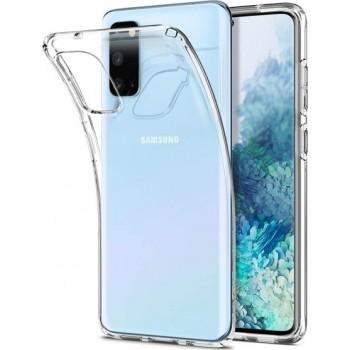 Oem Θήκη Σιλικόνης Για Samsung Galaxy A02s Διάφανη