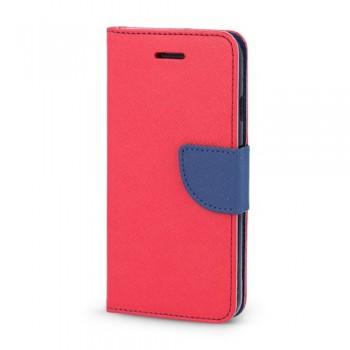 Oem Θήκη Βιβλίο Fancy Για Samsung Galaxy A02s Κόκκινο-Μπλε