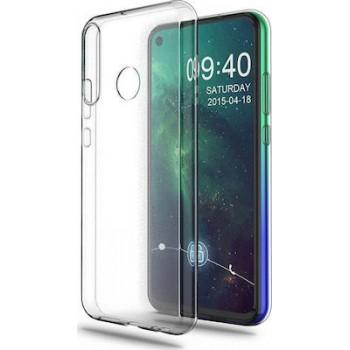 Oem Θήκη Σιλικόνης 2mm Για Huawei P40 Lite E / Y7P 2020 Διάφανη Box