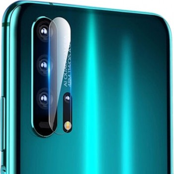 Tempered Glass Blue Star for camera lenses Για Huawei P Smart 2019 / Honor 10 Lite