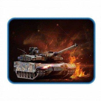 K6 MousePad Gaming 380x250x3 mm Σχέδιο War of Tanks 1