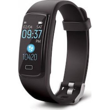 Forever smart bracelet SB-130 Μαύρο