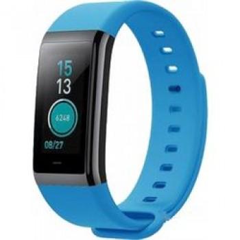 Andowl Y1 Smart Band Ρολόι Bluetooth Smartwatch με Καταγραφή Βημάτων, Ύπνου & Καρδιακών Παλμών Μπλε