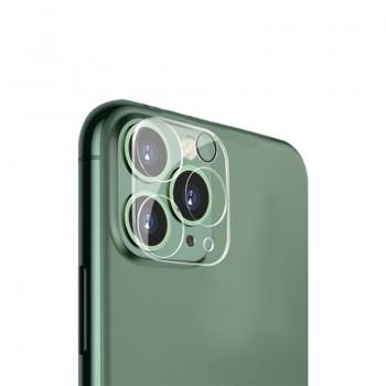 Camera Cover Aluminum Prοtector Μεταλλικό Πλαίσιο Κάμερας Black Για Apple iPhone 12  6,1''