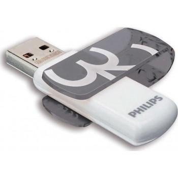 Philips Flash Drive Vivid Edition 32GB λευκό