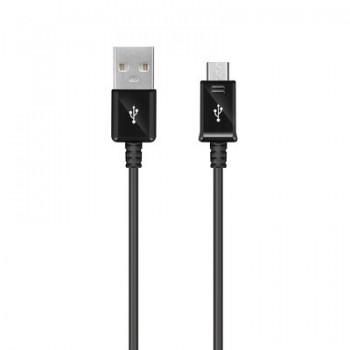 USB Cable 1,5m Για Samsung ECB-DU4EBE micro USB Μούρο bulk