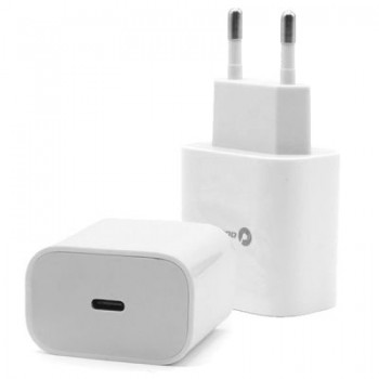 WPD - 08 Oba Fast Charger 3.0A 20W With Type - C White