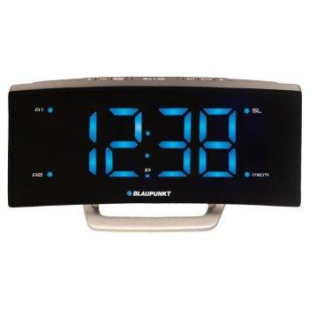 Ρολόι Ραδιόφωνο Blaupunkt CR7BK (Μαύρο)