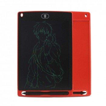"""Ηλεκτρονικό Σημειωματάριο LCD E-notepad 8.5"""" Κόκκινο"""