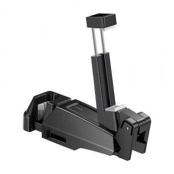 Βάση Αυτοκινήτου Baseus για το κάθισμα 360 Degree για smartphone και tablet Black (SUHZ-A01)
