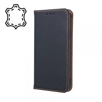 Θήκη Βιβλίο Genuine Leather case Smart Pro Για Huawei P30 Lite Μαύρο