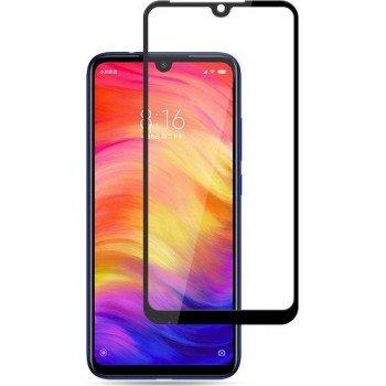 Oem Full Face Tempered glass / Αντιχαρακτικό Γυαλί Πλήρους Οθόνης 3D Για Xiaomi Redmi Note 7 / Note 7 Pro Μαύρο