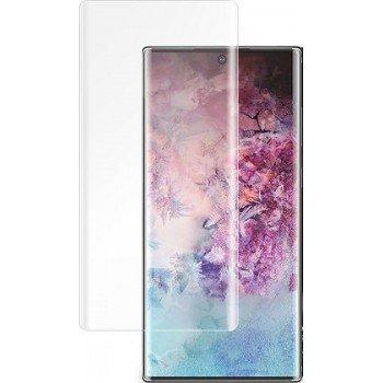 Curved Liquid UV Tempered Glass With UV NanoScale Light Για Samsung Galaxy Note 10