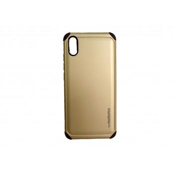 Θήκη motomo Back Cover Για Xiaomi Mi A3 Χρυσό
