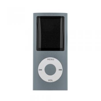 MP4 Player microSD & FM Radio (MP4-418) Ασημί