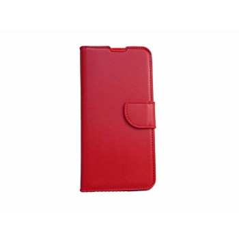 Θήκη Βιβλίο Για Xiaomi Redmi Note 8 Κόκκινη