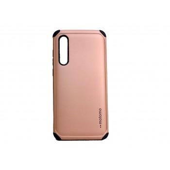 Θήκη motomo Back Cover Για Xiaomi Mi 9 ροζ Χρυσό