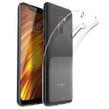 Oem Θήκη Σιλικόνης Για Xiaomi Poco X3 NFC Διάφανη