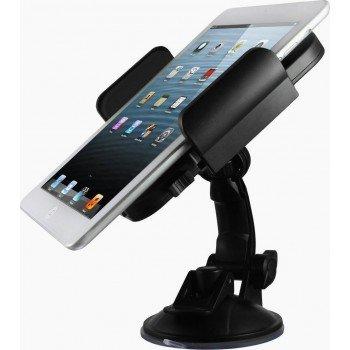 Oem Βιάση Αυτοκίνητου 7''-11'' Για Tablet Με Περιστροφή 360° ZYZ-139 Μαύρο