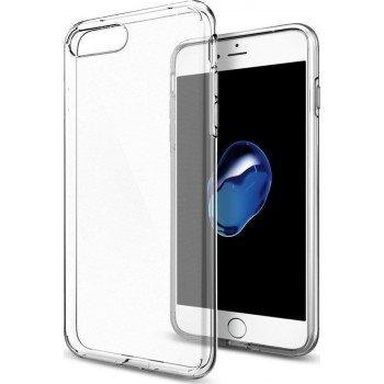 Oem Θήκη Σιλικόνης Για Apple IPhone 7/8 Plus Διάφανη