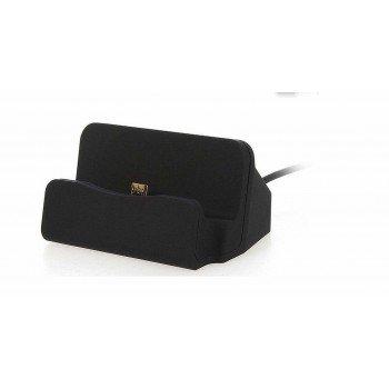 oem MICRO USB Docking Station για φόρτιση και συγχρονισμό μαύρο