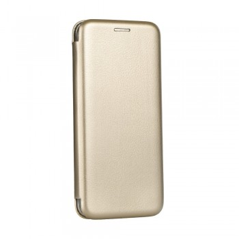 OEM Θήκη Βιβλίο Smart Magnet Elegance Για Huawei P40 Χρυσό