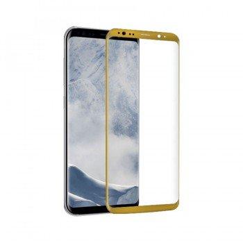 Full Face Tempered glass / Αντιχαρακτικό Γυαλί Πλήρους Οθόνης 3D Για Samsung Galaxy S9 Χρυσό