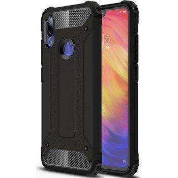 Oem Θήκη Armor Back Cover Για Xiaomi Redmi Note 7 Μαύρη