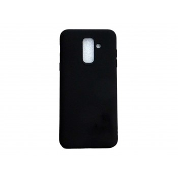 Soft Matt Case Gel TPU Cover 2.0 Για Samsung Galaxy S9 Μαύρο