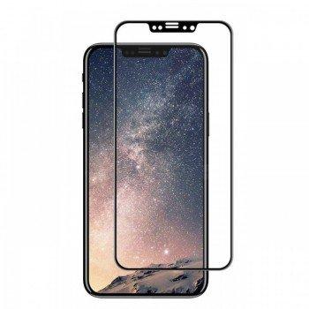 Full Face Tempered glass / Αντιχαρακτικό Γυαλί Oba Πλήρους Οθόνης 3D Για Apple iPhone X/XS / Apple iPhone 11 Pro Μαύρο