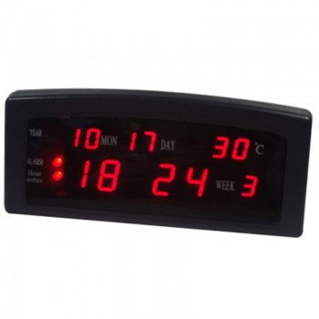 OEM Επιτραπέζιο Ψηφιακό Ρολόι - Ξυπνητήρι 909-A