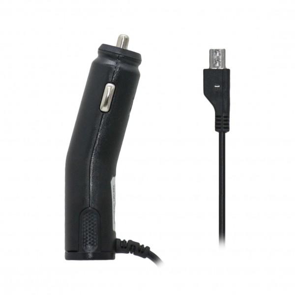 OEM Φορτιστής Αυτοκινήτου Micro USB 700 mAh Μαύρος (Q12) Αξεσουάρ