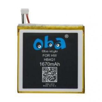 OEM Μπαταρία (Oba Style) HB4Q1 - 1670 mAh Για Huawei HB4Q1