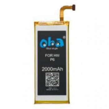 OEM Μπαταρία (Oba Style) HB42A0 - 2000 mAh Για Huawei P6