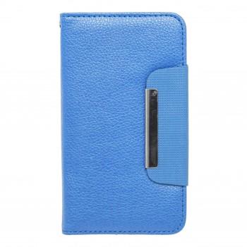Θήκη Βιβλίο Για Nokia Lumia 1020  Με Μεγάλο Κούμπωμα Γαλάζια