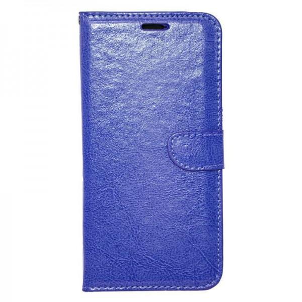 OEM  Θήκη Βιβλίο  Για Huawei G525 Με Κούμπωμα Μπλε