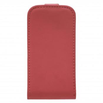 OEM Θήκη Βιβλίο Up Cover Για Apple iPhone 5/5S/SE Κόκκινη