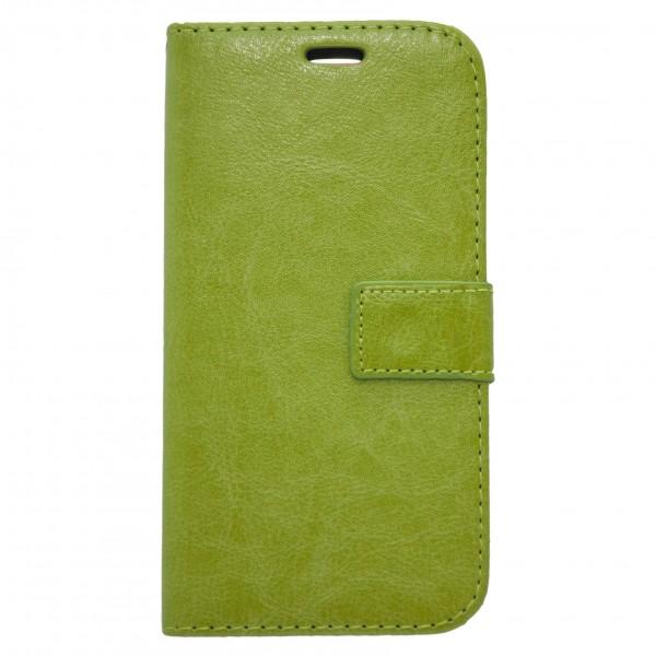 OEM  Θήκη Βιβλίο  Για Huawei G525 Με  Κούμπωμα Πράσινη